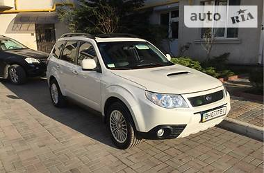Subaru Forester TURBO 2008