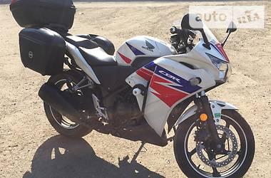 Honda CBR 250 RR 2012