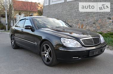 Mercedes-Benz S 430 4.3 2000