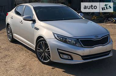 Kia Optima Prestige 2014