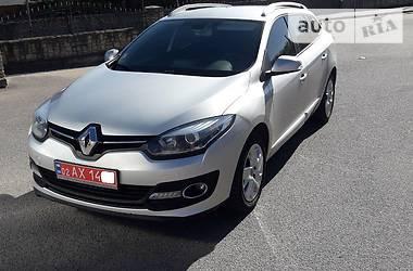 Renault Megane R-Link 2015