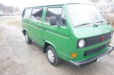 Volkswagen T3 (Transporter) 1986