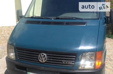 Volkswagen LT груз. LT35 2001