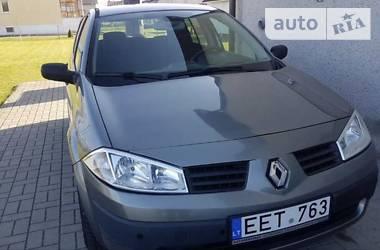 Renault Megane 2.0 Turbo 2004