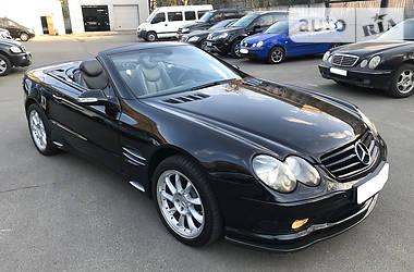 Mercedes-Benz SL 500 (550) 2002