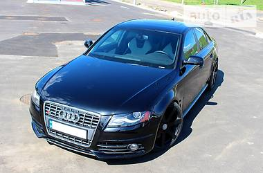 Audi S4 TFSi 2012