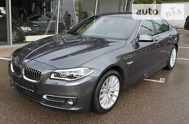 BMW 525 d Luxury Individual 2016