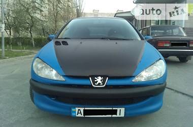 Peugeot 206 1.4i 2005