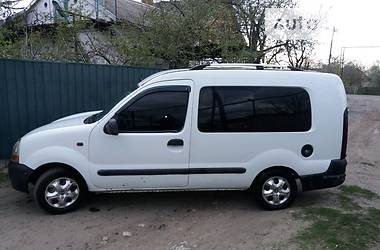 Renault Kangoo пасс. maxi 2000