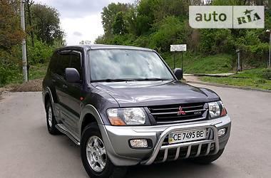 Mitsubishi Pajero WAGON 2000