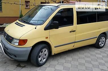 Mercedes-Benz Vito груз.-пасс. вито пасажир 2000