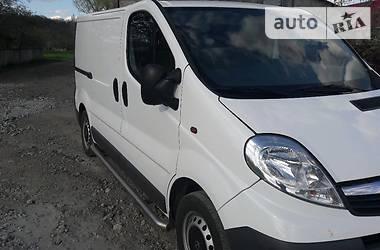 Opel Vivaro груз. 2014