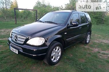 Mercedes-Benz ML 430 2000