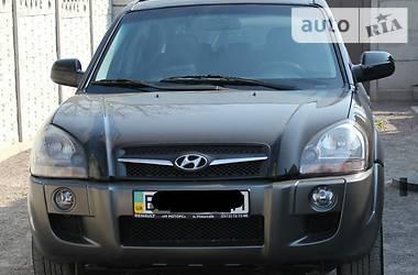 Hyundai Tucson 2.5 2008