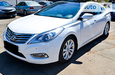 Hyundai Grandeur 3.0 2013