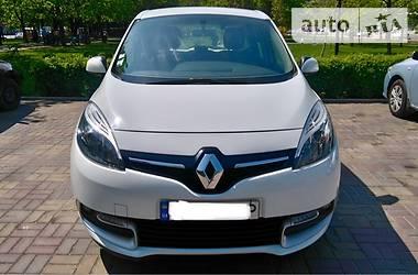 Renault Scenic 2015 2014