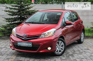 Toyota Yaris 1.3 VVTi 2012