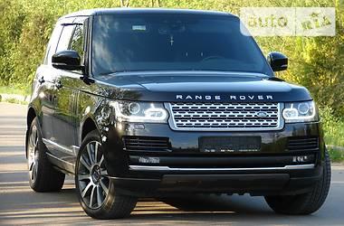 Land Rover Range Rover VOGUE SDV8 2017