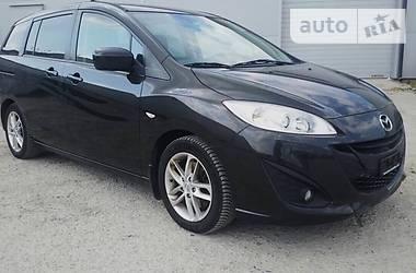Mazda 5 2.0 16V Excl 2012