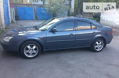 Ford Mondeo 2.0i 2001