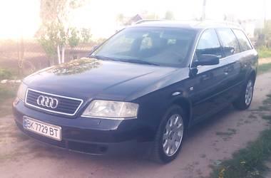 Audi A6 с5 2001