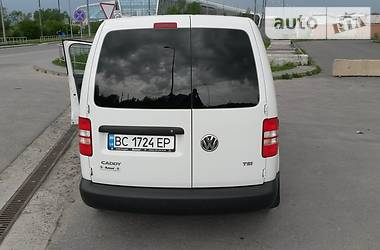 Volkswagen Caddy груз. 2011