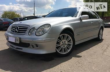 Mercedes-Benz E 350 350 4 matic ART 2006