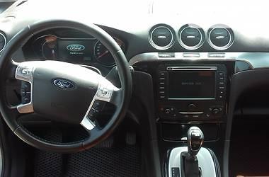 Ford Galaxy Titanium 2012