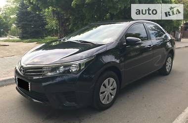 Toyota Corolla  City 2013