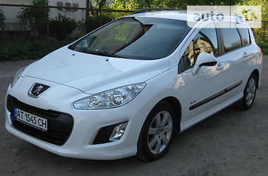 Peugeot 308 SW 1.6 HDI 2011