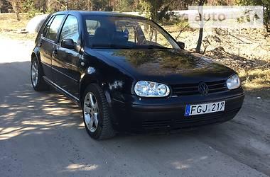 Volkswagen Golf IV 4 1999