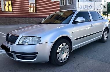 Skoda Superb 1.8 T 2007