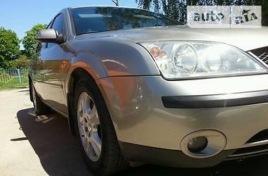 Ford Mondeo Ghia 2002