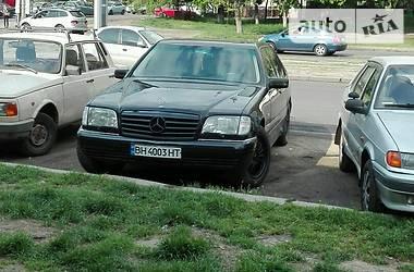 Mercedes-Benz S 140 1996
