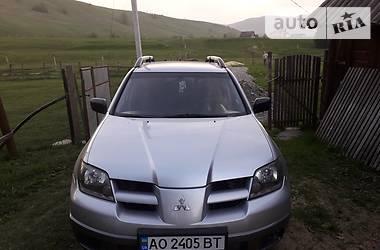 Mitsubishi Outlander 2.0i 2003