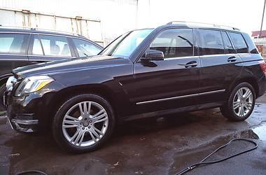 Mercedes-Benz GLK 250 bluetec 2013