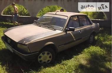 Peugeot 505 GTI 1986