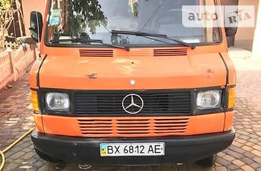 Mercedes-Benz 207 груз. 1986