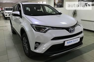 Toyota Rav 4 2.5 Hybrid Drive 2WD 2018