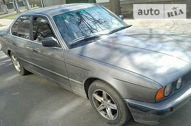 BMW 520 е 34 1989