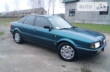 Audi 80 2.0 E 1992