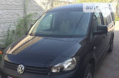 Volkswagen Caddy груз. 2014