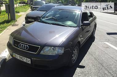 Audi A6 S-line Quattro 2001