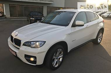 BMW X6 xDrive 30d 2011