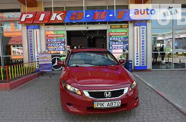 Honda Accord Coupe 2.4i 2008