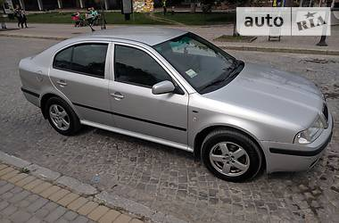 Skoda Octavia 1.8 TSI 2004