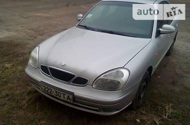 Daewoo Nubira E4CQ550 2003