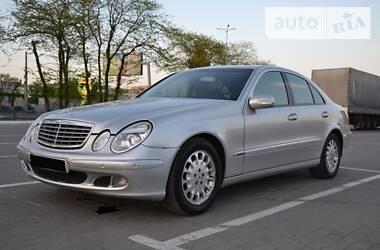 Mercedes-Benz E 320 Elegance 2002
