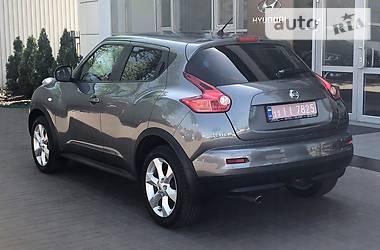 Nissan Juke 1.6 2011