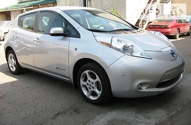 Nissan Leaf SV 2013